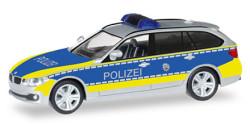 BMW 3er Touring Polizei Nordrhein-Westfalen