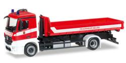 Mercedes Benz Antos WLF Feuerwehr Neuss