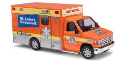 Ford E-350 St. Luke Ambulance New York