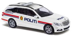 Mercedes Benz E-Klasse T-Modell Polizei Norwegen