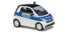 Smart Fortwo Coupé Polizei