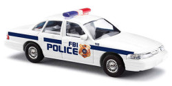 Ford Crown Victoria FBI Police