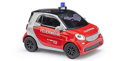 Smart Fortwo 14 Coupé Feuerwehr