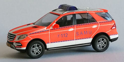 Mercedes Benz ML 350 NEF SAMU Luxemburg