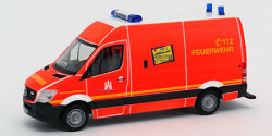 Mercedes Benz Sprinter 13 GW Feuerwehr Hamburg Rotherbaum