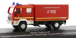 MAN L 2000 Dekon P Katastrophenschutz Feuerwehr Kaufbeuren