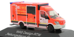 Mercedes Benz Sprinter RTW ASB / DRK / JUH Rettungsdiest Bielefeld