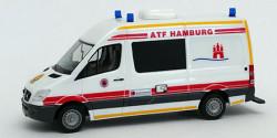 Mercedes Benz Sprinter ATF Feuerwehr Hamburg