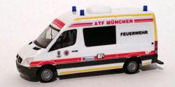 Mercedes Benz Sprinter 06 ATF Feuerwehr München