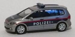 VW Touran Polizei Österreich