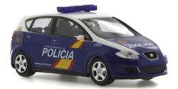 Seat Altea Policia Spanien