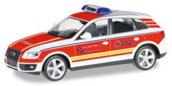Audi Q5 ELW Werkfeuerwehr Salzgitter