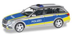 Mercedes Benz C-Klasse T-Modell Polizei Saarland