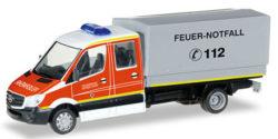Mercedes Benz Sprinter`13 MZF Feuerwehr Düsseldorf