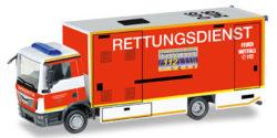 MAN TGL S/I-RTW Koffer-LKW Feuerwehr Düsseldorf