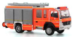 Iveco Magirus Lohr HLF Feuerwehr Hamburg Veddel