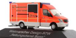 Mercedes Benz Sprinter RTW Rettungsdienst Bonn