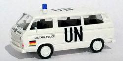 VW T3 UN Military Police Deutschland