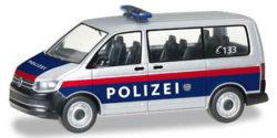 VW T6 Polizei Österreich