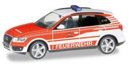 Audi Q5 Kommandowagen Feuerwehr Ransbach-Baumbach