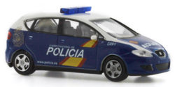Seat Altea Policia nacional