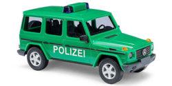 Mercedes Benz G-Klasse Polizei