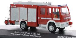 Iveco Magirus HLF 20/16 Feuerwehr Markkleeberg
