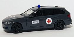 BMW 3er touring F31 Polizei Arzt / Notarzt