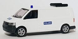 VW T5 mit Dachaufbau Polizei SEK