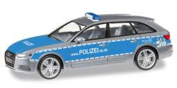 Audi A4 Avant Polizei Rheinland-Pfalz