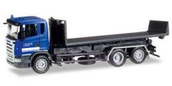 Scania R WLF THW Elmshorn