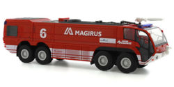 Magirus Dragon X8 FLF Flughafenfeuerwehr Stuttgart