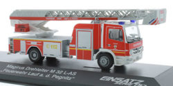 Mercedes Benz Atego DLK 32 Feuerwehr Lauf an der Pegnitz