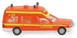 Mercedes Benz Binz KTW Feuerwehr