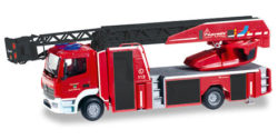 Mercedes Benz Atego DLK Feuerwehr Nittenau