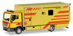 MAN TGL Koffer-LKW Intensivtransport Dresden