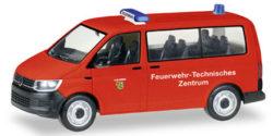VW T6 Feuerwehr Ilmkreis / Thüringen