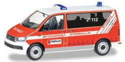 VW T6 NEF Malteser Offenbach