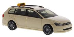 VW Golf 7 Variant Taxi