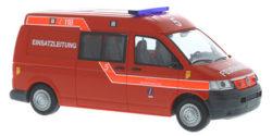 VW T5 ELW Feuerwehr Münchwilen