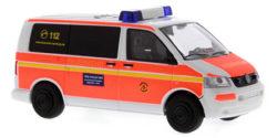VW T5 ELW Feuerwehr Hamburg Stellingen