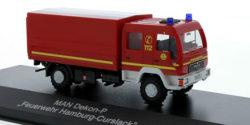 MAN Dekon-P Feuerwehr Hamburg Curslack