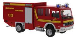 Mercedes Benz Atego GW-L Feuerwehr Dortmund