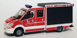 Mercedes Benz Sprinter VRF Feuerwehr Basel Landschaft
