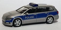 VW Passat Variant B8 Polizei Hamburg
