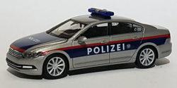 VW Passat Limousine Polizei Österreich
