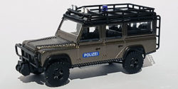 Land Rover Defender GSG 9 Bundespolizei
