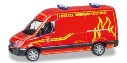 Mercedes Benz Sprinter Feuerwehr Wilsdruff