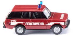 Range Rover Feuerwehr