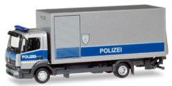 Mercedes Benz Atego Koffer-LKW Polizei Hamburg Entschärfer